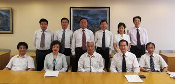 華中科技大学副学長一行が神戸大学を訪問しました | 国立大学法人 神戸 ...