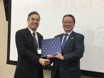 Visit from China's Ministry of Science and Technology_01
