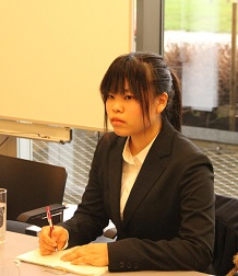Student Ambassador interview at the Kobe University Brussels European Centre_05