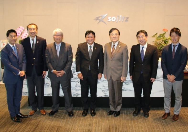 双日株式会社と「双日奨学金」を設立しました   国立大学法人 神戸大学 ...